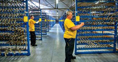 ContiTech: elsősorban a kölcsön munkaerőtől válnak meg