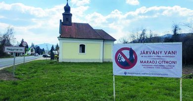 Újra bezárt a Dunakanyar: ne most kiránduljunk