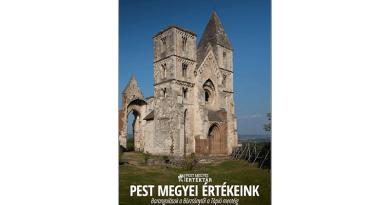 Új kiadvány jelent meg Pest megye értékeiről