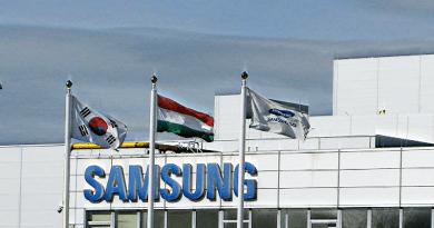 Majd csak egy százaléknyi iparűzési adót fizet a gödi Samsung a megyének