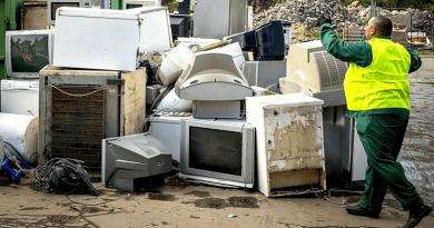 Rekord mennyiség az elektronikai hulladék gyűjtésen