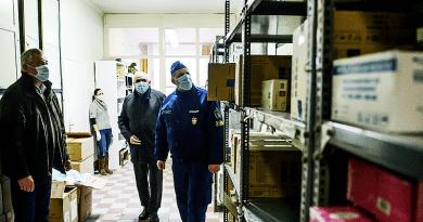 Koronavírus: ellopták a szájmaszkokat, fertőtlenítőket?