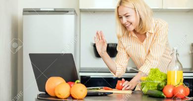 Szervezzünk most közös ebédet a virtuális térben