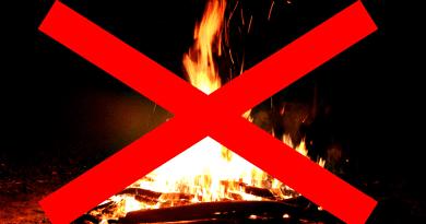 Tűzgyújtási tilalmat rendeltek el a megyében is