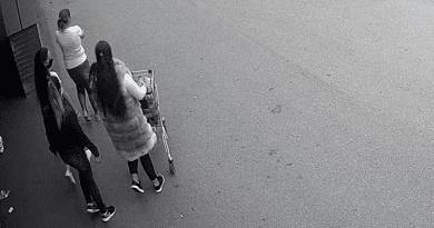 Jól megpakolták a bevásárlókocsikat és fizetés nélkül távoztak a váci tolvajok
