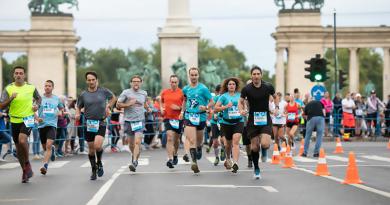 Váci siker a budapesti futófesztiválon: Szinte Bálint nyert öt kilométeren