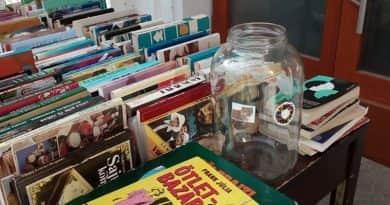 Kétszer is ellopták a pénzt a nagymarosi könyvtár becsületkasszájából