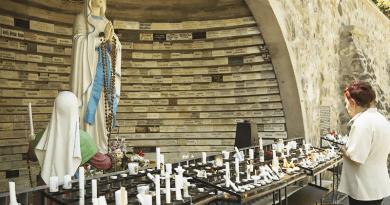 A szentmisét a váci megyés püspök celebrálja Porciunkula ünnepe alkalmából