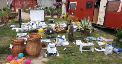 Kerti törpét is lopott a Vác környékén garázdálkodó betörőpáros