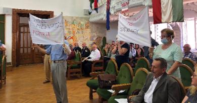 Elutasította a kormányhivatal törvényességi észrevételét a képviselőtestület