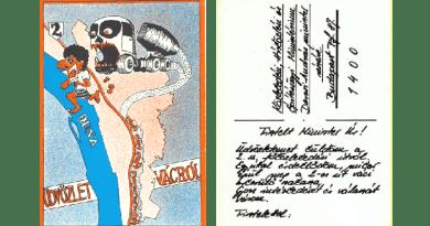 Mese tízezer képeslapról, amihez a váci polgárok a nevüket adták