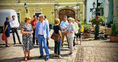 Szentendrei és váci városvezetők egyeztettek, egyebek között a műemlékvédelemről