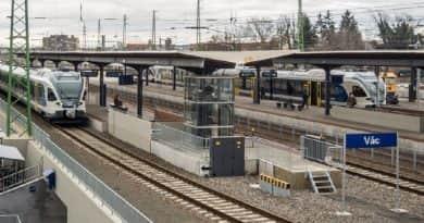 A Budapest – Szob vasútvonal Magyarország ötödik legproblémásabb pályája