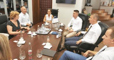 Városvezetői tapasztalatcsere Szombathelyen