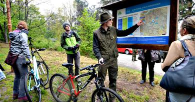 Az EuroVelo 6 részeként épül meg a Szob és Letkés közötti kerékpárút