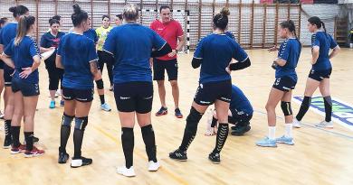 Női kézilabda: a kényszerszünet után edzőmeccseket játszunk nehéz ellenfelekkel