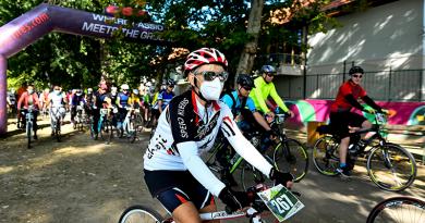 Elindult a másodikBörzsönyRing kerékpáros teljesítménytúra