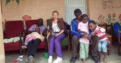 Egy váci Afrikában: az első napomon találkoztam a Hakuna Matata életérzéssel