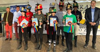 Nemzeti Vágta: Sződ lovasa nyerte a vasárnapra halasztottvácdukai előfutamot