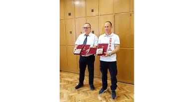 Petke Lajos és a Royal Fitness Klub csapata kapta az idei esélyegyenlőségi díjakat