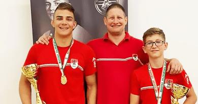 Birkózás: két aranyérmest adtak a váciak a kadet országos bajnokságon