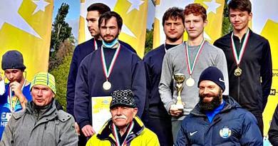 Saját korábbi csúcsukat megjavítva lettek diákolimpiai bajnokok a boronkaysok