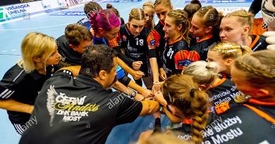 Kézilabda EHF Kupa: aváciak ellenfele a cseh bajnok DHK Baník Most együttese