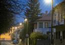 Váci közvilágítás: fényviszonyhoz fog igazodni a be- és kikapcsolás