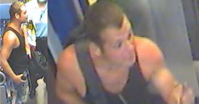 A kalauzzal erősködött a váci vonaton, a rendőrség most keresi