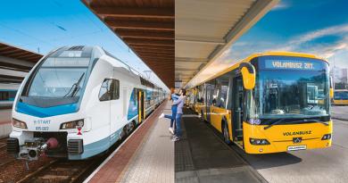 Utasbarát fejlesztésekkel jön az új vasúti- és buszmenetrend december 13-án