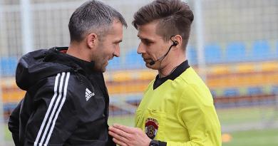 Foci: besokallt az iváncsaiak edzője és asszisztensedzője, beszólásaikért kiállították őket