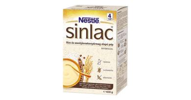 Visszahívták a Nestlé Sinlac pépjét, ha vásároltál ilyet, vidd vissza a boltba