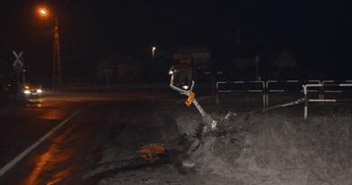 A fénysorompót tarolt le a dunakeszi férfi lejárt jogosítvánnyal, forgalomból kivont autóval
