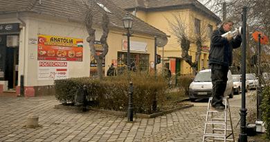 Belváros: a rend érdekében újabb kamerák figyelik a behajtókat