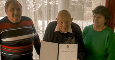 Születésnapja alkalmából köszöntjük a szépkorú Pikler Istvánt