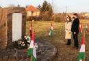 A helyi KDNP és a Fidesz is emlékezett a kommunizmus áldozataira