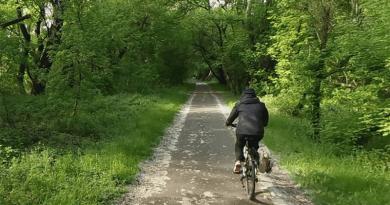 Újabb szakaszon újul meg a Duna-parti kerékpárút