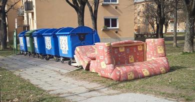 Sorra buknak le az illegális hulladéklerakók Vácon