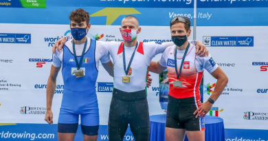 Galambos Péter volt a leggyorsabb, aranyérmet szerzett az Európa-bajnokságon