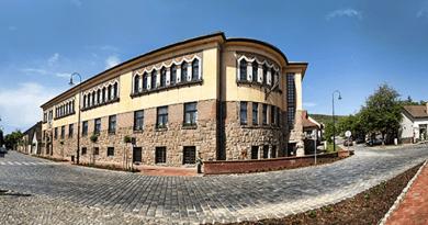 Új tornaterem épülhet Nagymaroson, az iskola udvarán