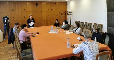 Vezetői egyeztetés a váci kulturális intézmények újranyitásáról
