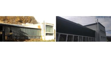 A paphegyi fűrészüzem újraindítását célzó projekt fejeződött be Szokolyán