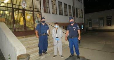 Elfogták az erőszakosan kéregető és a járókelőket zavaró helyi férfit