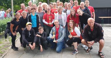 A Dunai Sárkányok Vác csapata ismét várakozáson felül teljesített
