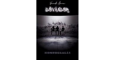 Idővándor: történelmi korokba röpít vissza a vácrátóti könyv szerzője