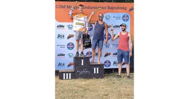 Endurocross: Újabb szenzációs váci győzelem, ezúttal Somogybabodon!