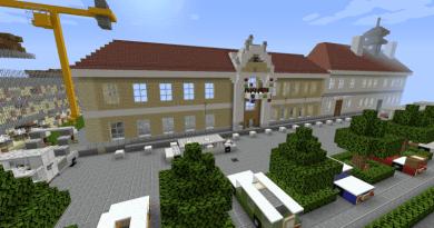 Váci épületek a digitális térben