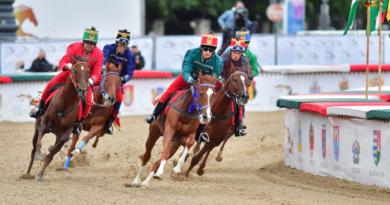 Érsekhalma lovasa nyerte a Nemzeti Vágta vácdukai elővágtáját