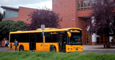 Buszmenetrend változás: közvetlen eljutás Vác déli részéről az Iskolavárosba