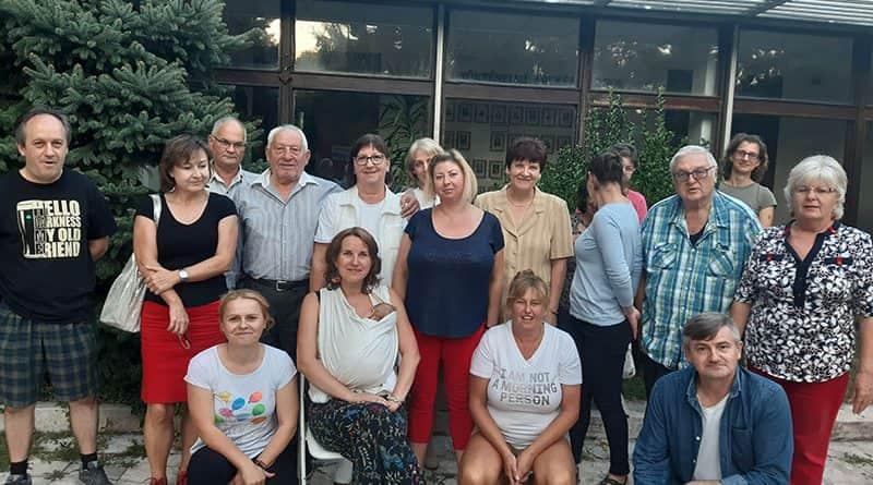 Nagy érdeklődés mellet indult el ismét a szlovák nyelvtanfolyam